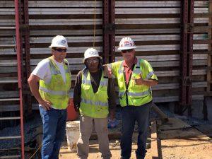 General Contractor, Industrial Concrete